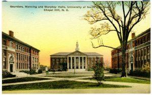 Saunders_Manning_and_Murphey_Halls_University_of_North_Carolina_Chapel_Hill_NC