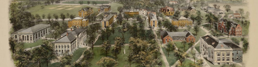 Names in Brick and Stone: Histories from UNC's Built Landscape