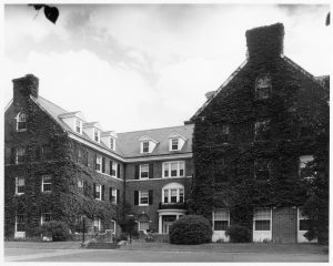 Folder_0429_Spencer_Dormitory_Exterior_1924_and_undated_Scan_1