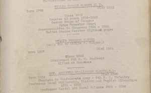 Minutes from the Board of Trustees Meeting, June 13, 1922.