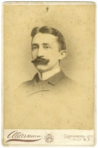 """Edwin A. Alderman (1861-1931)"" North Carolina Collection Photographic Archives, Wilson Library, UNC-Chapel Hill."
