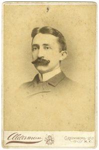 """Edwin A. Alderman (1861-1931)"" North Carolina Collection Photographic Archives, Wilson Library, UNC-Chapel Hill."