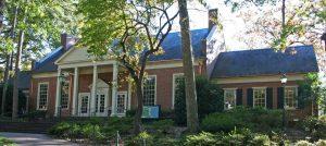 Modern photo of Jackson Hall[19]